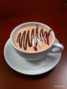 Caffe Browny at browny 70, January 2011